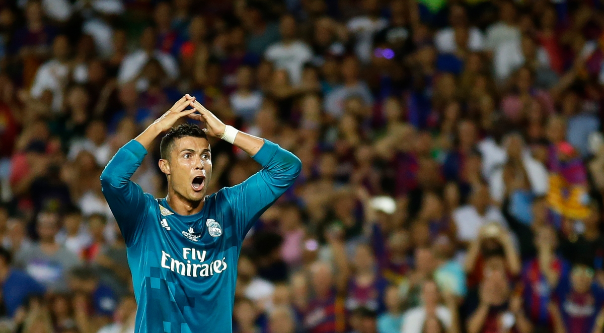 Why Ronaldo's spectacular cameo summed him up as a player